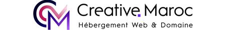 Creative Maroc - Hébergement web & Nom de domaine au Maroc Ouarzazate